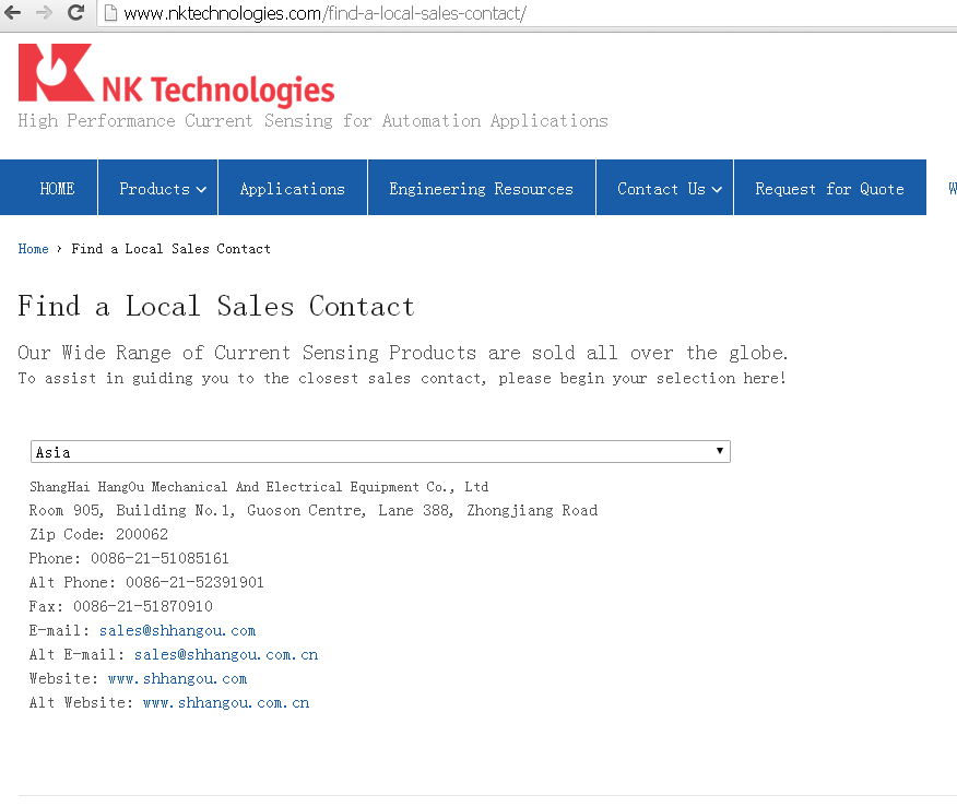 nktechnologies